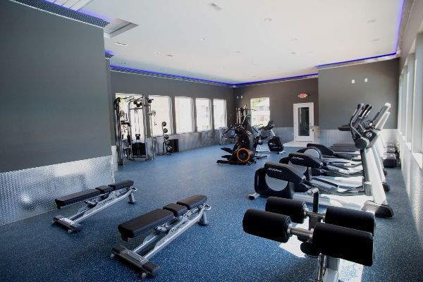 Fitness Center | The Charles at Bexley