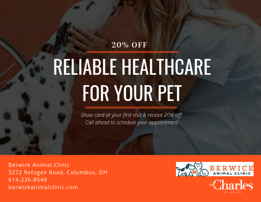 berwick-animal-clinic-resident-discount-the-charles-at-bexley